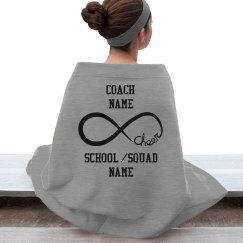 coach blanket