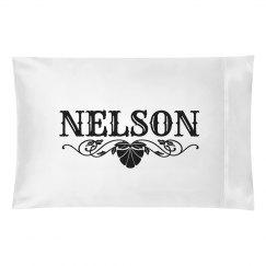 NELSON.Pillow case
