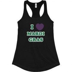 I Heart Mardi Gras