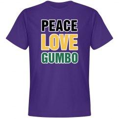 Peace, Love, Gumbo Gras
