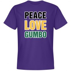 Peace, Love, Gumbo Gras