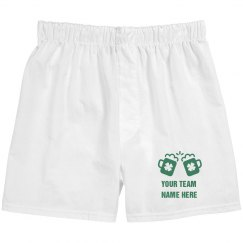 Team Name St Patricks Boxer