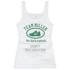 Team Miller Half Marathon