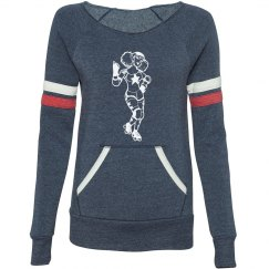 Roller Derby Queen Sweatshirt
