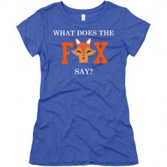 What The Fox?