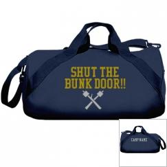 Shut The Bunk Door