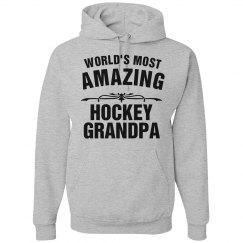 Hockey Grandpa