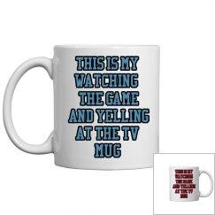Sports Fan Game Mug