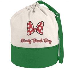 Bride Beach Duffel Bag