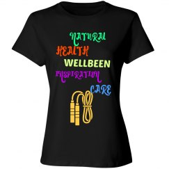 Fitness Fashion Tee