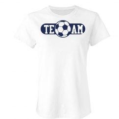 Team Soccer Tee
