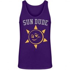 Sun Dude Tee Mens