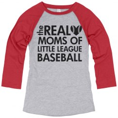 The Real Moms of Little League