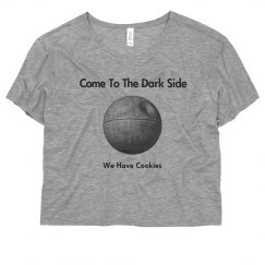 Come to the dark side tee