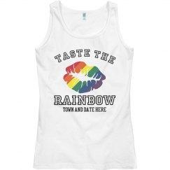 Color Run Taste Rainbow