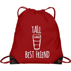 Tall best friend bag