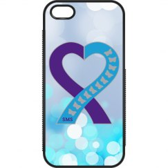 rubber iPhone 5 case