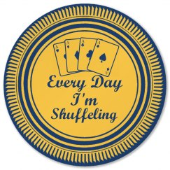 Every Day I'm Shuffeling