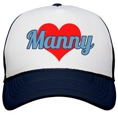 I love Manny