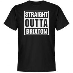 Straight outta Brixton
