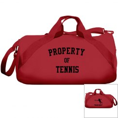Property of tennis