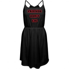 Friends Don't Lie   Strappy Dress   Stranger Things