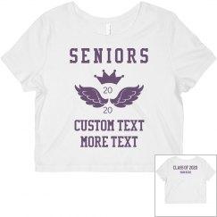Custom Seniors 2017 Flowy