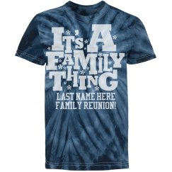 Family Reunion Thing