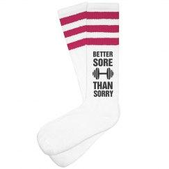 Better Sore Socks
