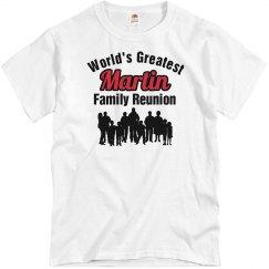 Martin Family Reunion
