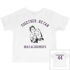 Kids Alzheimer's shirt