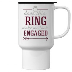 Does this Make me look Engaged?