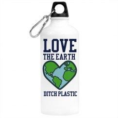 Ditch Plastic Bottles