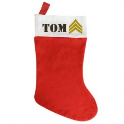 Military Tom Stockings