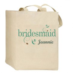 Bridesmaid Gift Custom