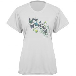Butterfly Workout Tee
