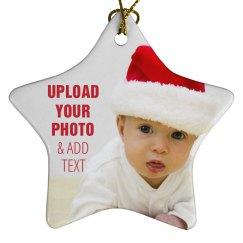 Custom Pet Photo Gift