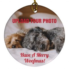 Holiday Custom Pet Gift
