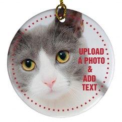 Custom Cat Picture Gift