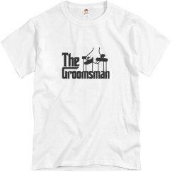 The Godfather Groomsman Tee