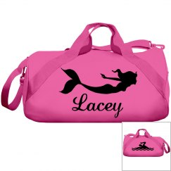 Lacey's swim bag