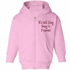 Pink Princess Hoody
