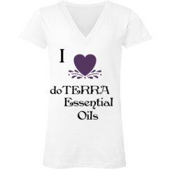 DoTerra Heart Shirt