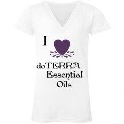 DoTerra Heart Shirt