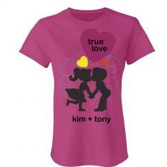 True Love Kiss Tee