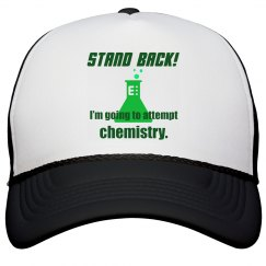 Attempting Chemistry
