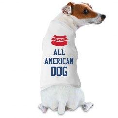 July 4th Dog