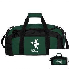 Riley. Volleyball