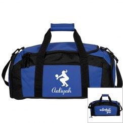 Aaliyah. Volleyball