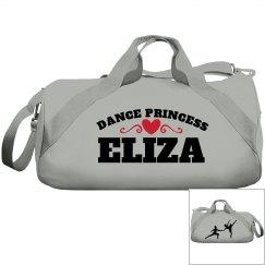 Eliza, dance princess
